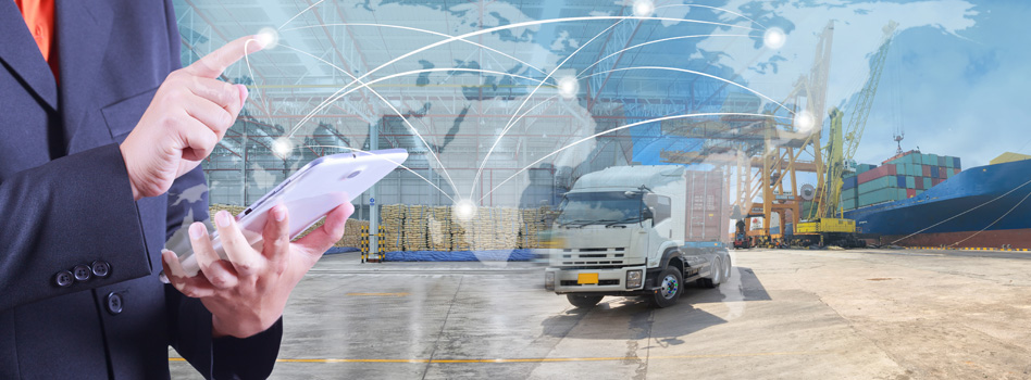 AB Global technology driven supply chain management solutions